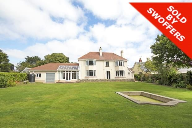 Thumbnail Detached house for sale in Les Camps Du Moulin, St. Martin, Guernsey