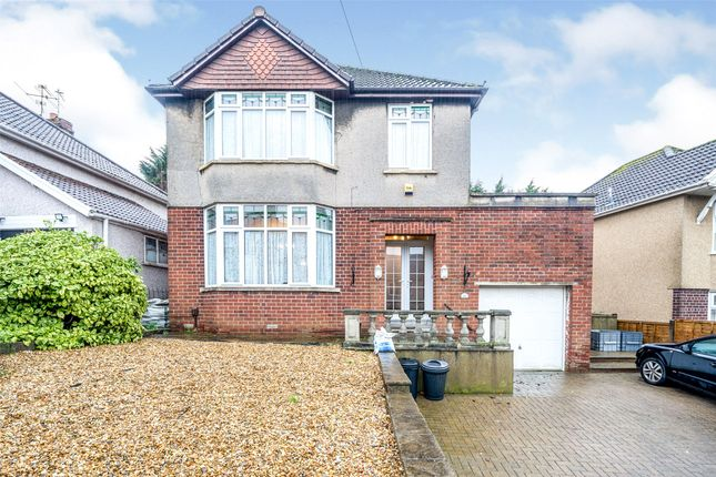 Thumbnail Detached house for sale in Nags Head Hill, Bristol, Somerset