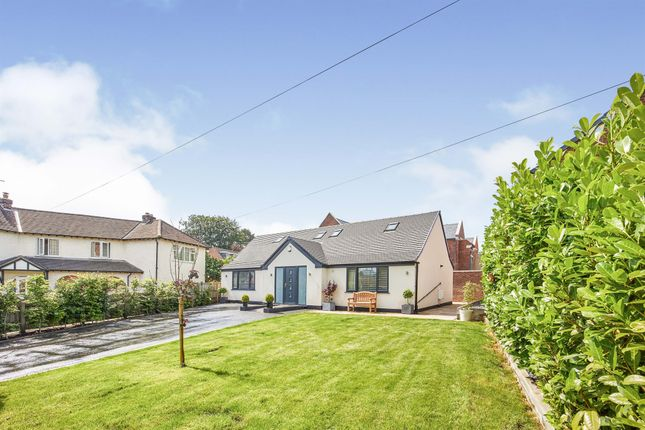Thumbnail Detached bungalow for sale in Nether Close, Duffield, Belper