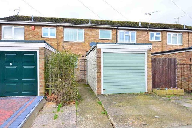 3 bed terraced house to rent in Quantock Drive, Ashford