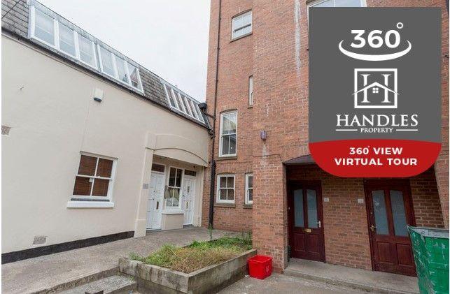 Thumbnail Flat to rent in 7 Bath Place, Leamington Spa, Warwickshire