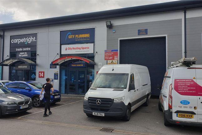 Thumbnail Warehouse to let in Unit 15 Winchester Trade Park, Easton Lane, Winchester, Hampshire