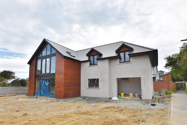 Detached house for sale in Church Road, Johnston, Haverfordwest