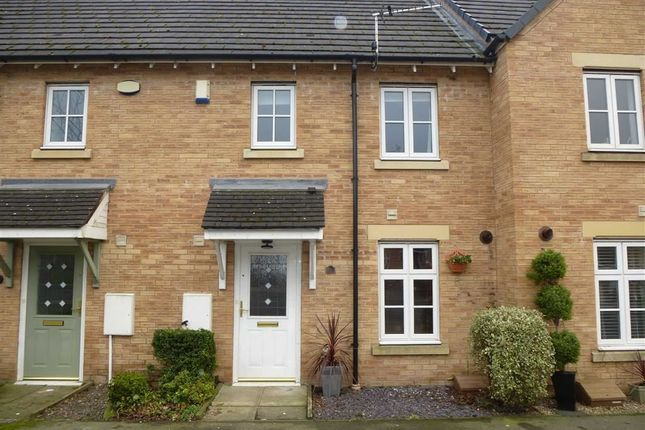 Thumbnail Mews house to rent in Ravens Close, Glossop, Derbyshire