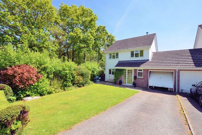 Thumbnail Detached house for sale in Mulberry Grove, Tavistock