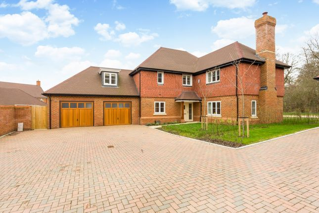 Thumbnail Detached house to rent in Yarrow Hill, Warfield, Bracknell