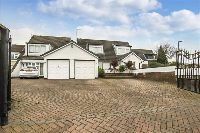 Thumbnail Detached house for sale in Highfield Close, Oswaldtwistle, Lancashire
