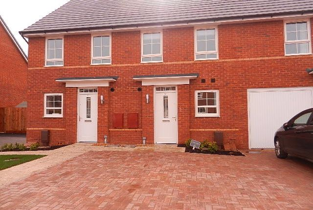 Thumbnail Terraced house to rent in Signal Way, Hayling Island