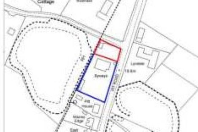 Thumbnail Land for sale in Byways, Pit Road, Burgh St. Peter, Beccles, Suffolk