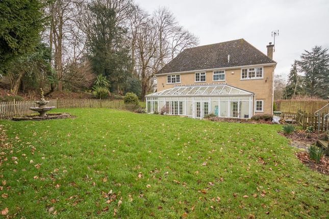 Thumbnail Detached house to rent in Bownham Park, Rodborough Common, Stroud