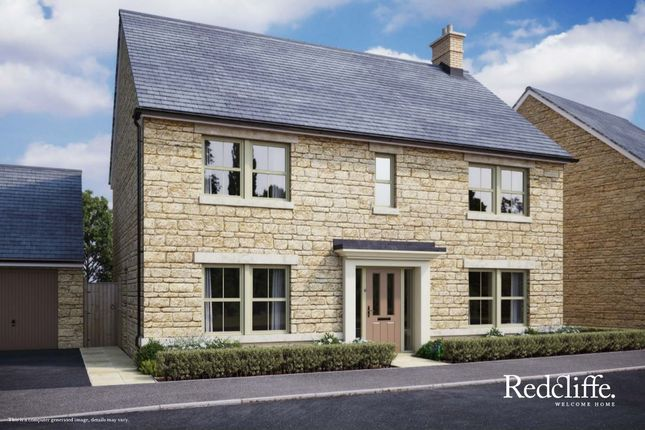 Thumbnail Detached house for sale in Park Lane, Corsham, Wiltshire
