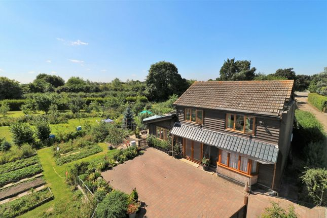 3 bed detached house for sale in Broad Lanes, Elmstead, Colchester, Essex
