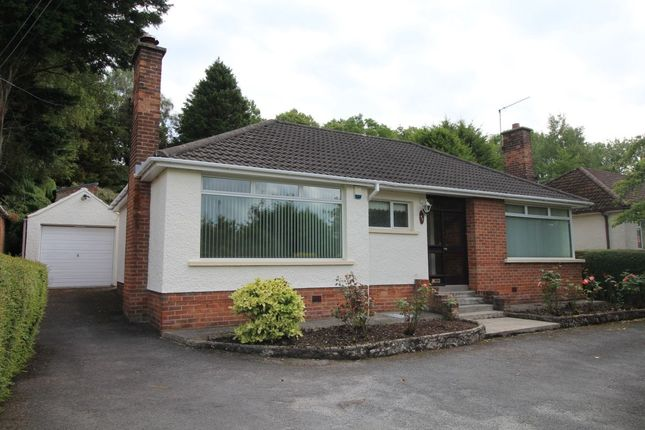 Thumbnail Bungalow for sale in Crawfordsburn Road, Newtownards