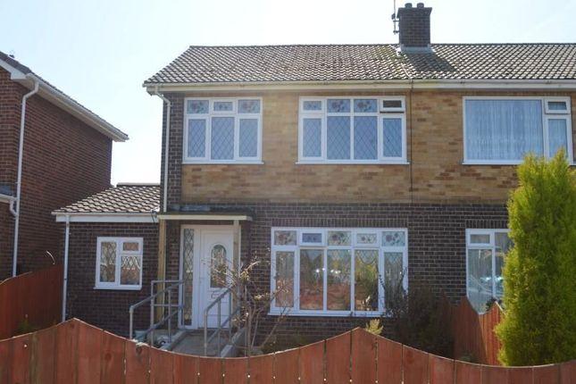 Thumbnail Semi-detached house for sale in Viking Road, Bridlington