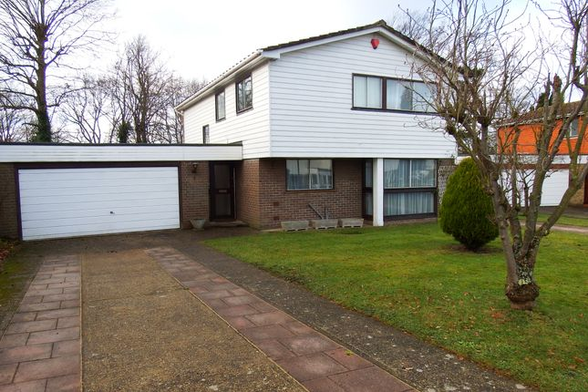 Thumbnail Detached house to rent in Tanglewood Close, Croydon