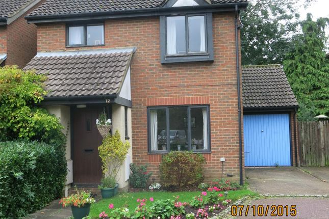 Thumbnail Detached house to rent in Acorn Close, Horley