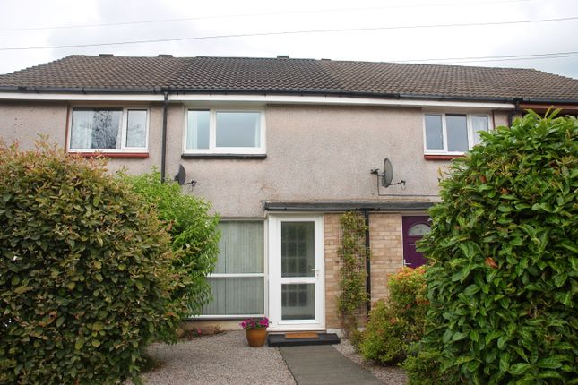 Thumbnail Terraced house for sale in Rowanbank Crescent, Dumfries