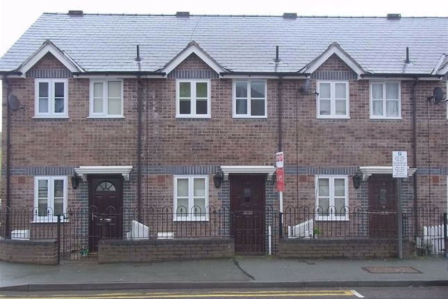 Thumbnail Terraced house to rent in 9, Green Square, High Street, Llanfyllin, Powys
