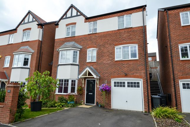 Thumbnail Detached house for sale in Caban Close, Northfield, Birmingham