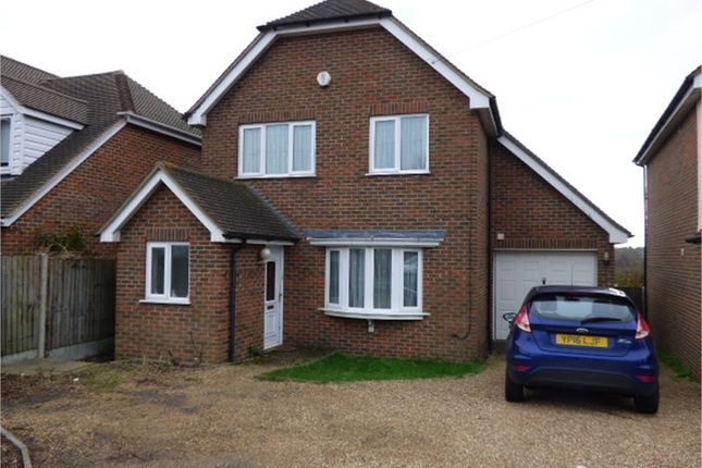 Thumbnail Detached house to rent in Frindsbury Hill, Rochester, Kent