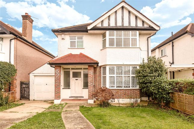 Thumbnail Property for sale in Woodcock Dell Avenue, Harrow, Middlesex