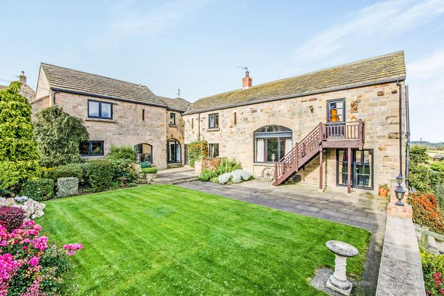 Thumbnail Detached house for sale in Low Farm House, Clayton, Doncaster