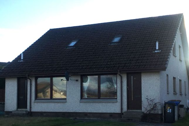 Thumbnail Flat to rent in Muirtown Terrace, Inverness