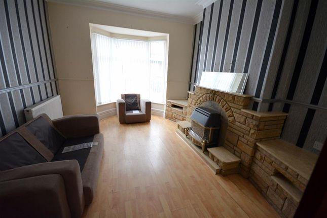 Living Room of Seymour Street, Bishop Auckland DL14