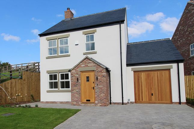 Thumbnail Detached house for sale in 9 The Green, Pickhill, Thirsk
