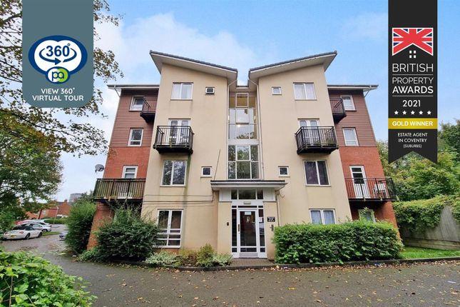 2 bed flat for sale in Sandy Lane, Radford, Coventry CV1