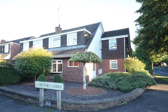 Thumbnail Semi-detached house for sale in Ladybank Road, Mickleover, Derby