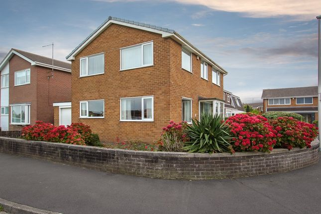 Thumbnail Detached house for sale in Radway Close, Thornton-Cleveleys