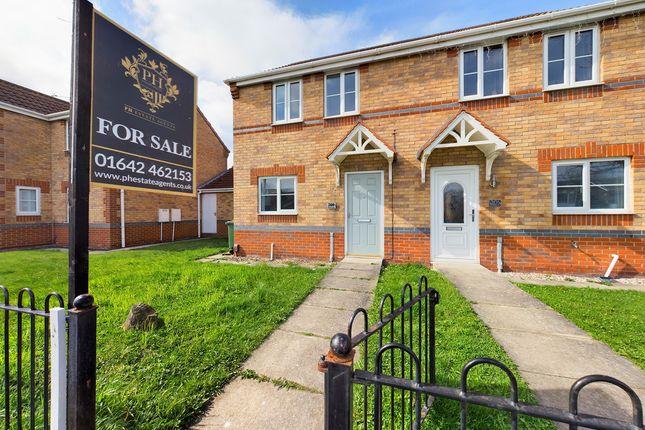 Thumbnail Semi-detached house for sale in Church Lane, Eston, Middlesbrough