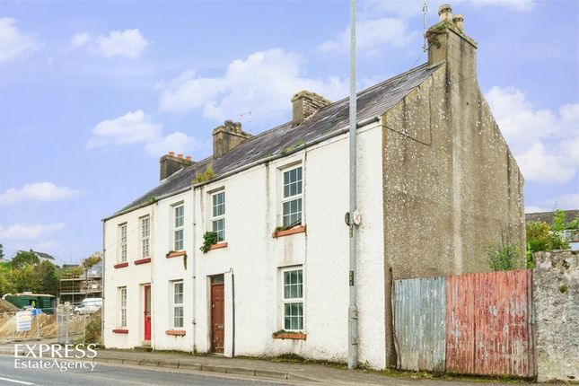 Thumbnail Semi-detached house for sale in Moyle Road, Newtownstewart, Omagh, County Tyrone