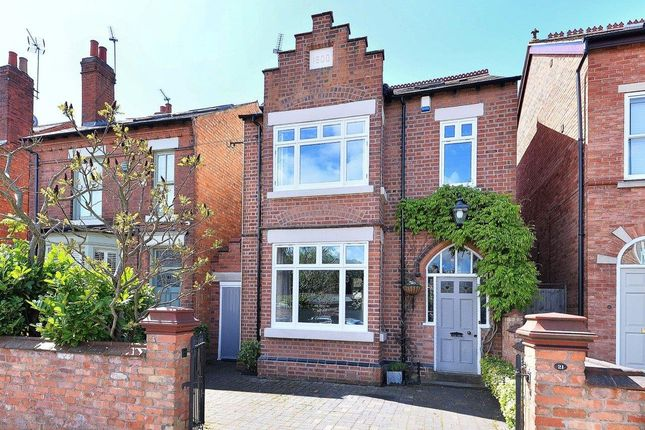 Thumbnail Detached house for sale in Margaret Road, Harborne, Birmingham