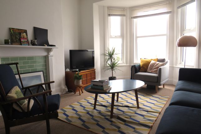 Living Room of St. Georges Terrace, Plymouth PL2