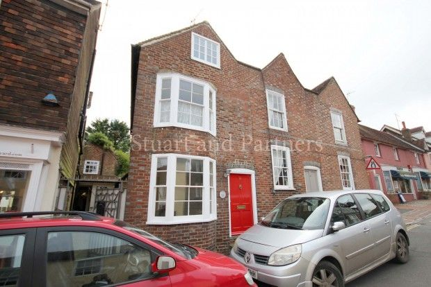Thumbnail Cottage to rent in High Street, Ditchling