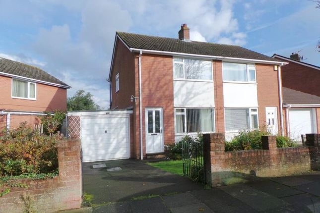 2 bed semi-detached house to rent in Yewdale Road, Carlisle CA2
