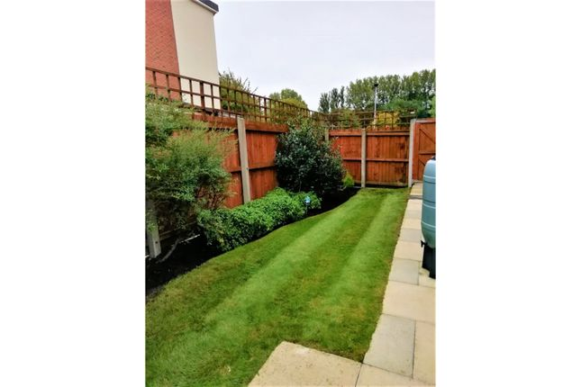 Side Garden of Palmerston Drive, Liverpool L21
