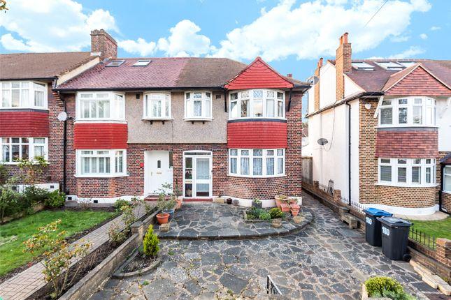 3 bed end terrace house for sale in Hillcross Avenue, Morden, Surrey SM4