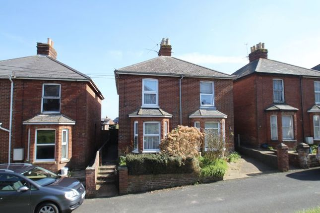 Thumbnail Semi-detached house to rent in School Lane, Carisbrooke, Newport