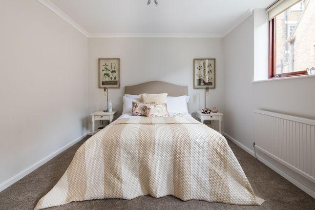 Master Bedroom of Richardsons Mews, London W1T