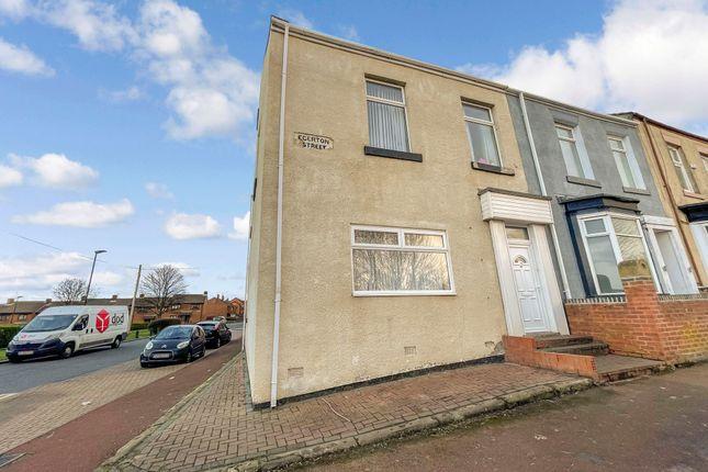Thumbnail Terraced house for sale in Egerton Street, Sunderland