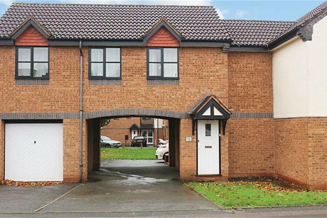 Thumbnail Flat for sale in Furness, Glascote, Tamworth, Staffordshire