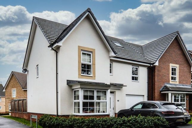 5 bed detached house for sale in Brookvale Drive, Yarnfield, Stone ST15