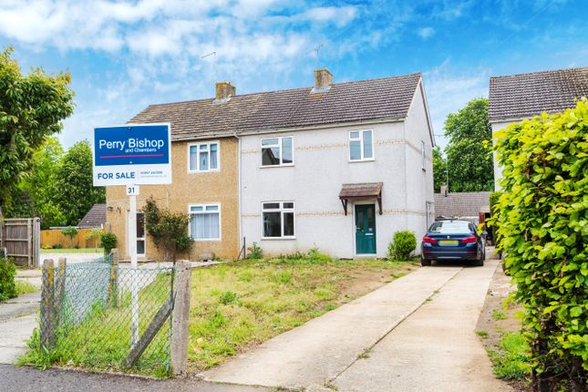 Thumbnail Semi-detached house for sale in Gassons Road, Lechlade