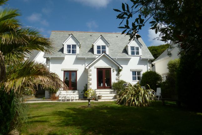 Thumbnail Detached house for sale in Old Cable Lane, St. Levan, Porthcurno