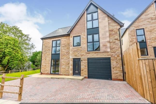 Thumbnail Detached house for sale in St Thomas Close, Wheatley Lane, Barrowford