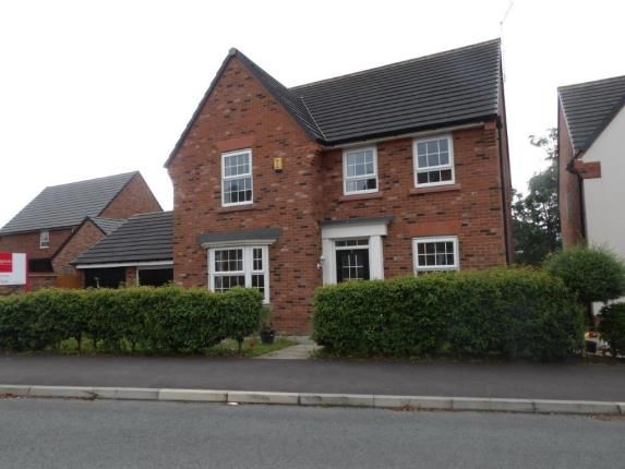 Thumbnail Detached house for sale in Teddy Gray, Elworth, Sandbach, Cheshire