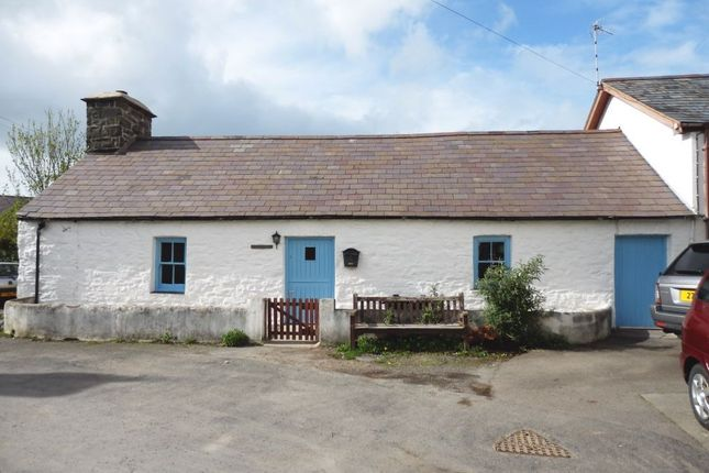 Thumbnail Cottage for sale in Heol Non, Llanon, Ceredigion